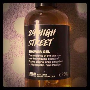 29 high street lush!!