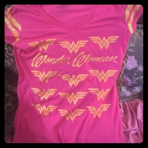 Wonder Woman t-shirt!!