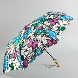 Coach Accessories - I S O 🤓COACH BUTTERFLY PRINT UMBRELLA _LOOKING 🤓