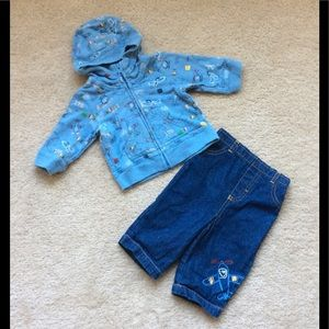 Babyworks Other - Baby 3-6 Months outfit.