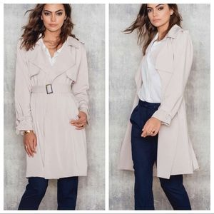 Sanne Alexandra Trench Duster XS