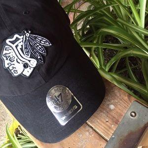 47 Accessories - 47 • Chicago Blackhawks bling baseball hat