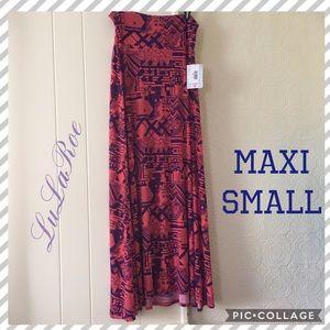 Lularoe Maxi Small NWT
