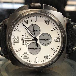 Shinola Other - Shinola Brakeman chronograph quartz men's watch