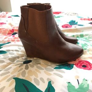 A.X.N.Y. American Exchange Shoes - Wedge bootie