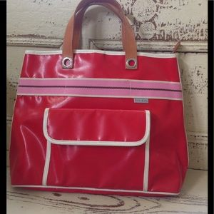 Orla Kiely Handbags - Orla Kiely Vinyl Tote