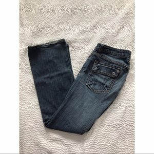 People's Liberation Denim - {People's Liberation} Bootcut Jeans