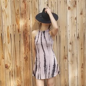Atid Clothing Dresses & Skirts - Tie Dye Recall Mini Dress