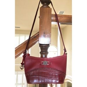 Brighton Handbags - *SALE* Brighton❤️LIKE NEW red leather handbag