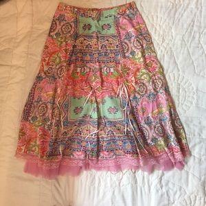 April Cornell Dresses & Skirts - April Cornell full skirt
