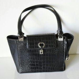 Brighton Handbags - Genuine Brighton black  Leather purse