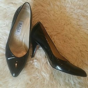 Bally Professional Heel Shoes
