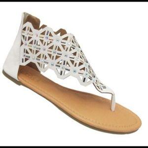 Adriana New York Shoes - Adriana Cutout Sandals