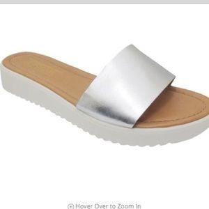 Adriana New York Shoes - Adriana Slip on Sandals