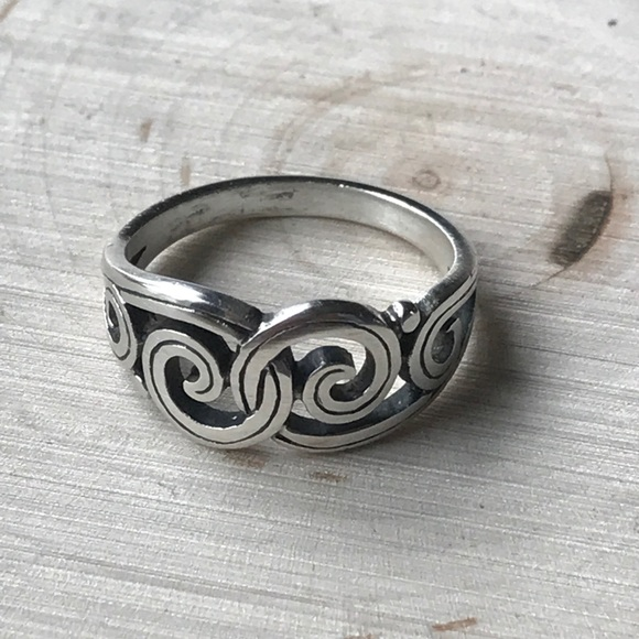 James Avery Wave Ring