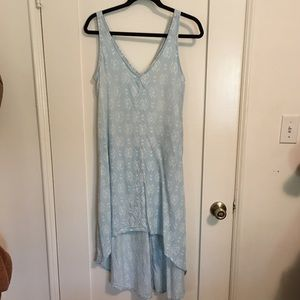 Cloth and stone chambray dress
