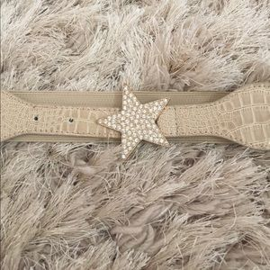 Accessories - Star Belt western belt