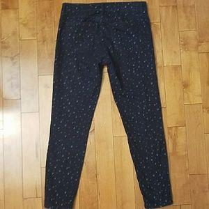 GAP Jeans - GAP Polka Dot Legging Jeans
