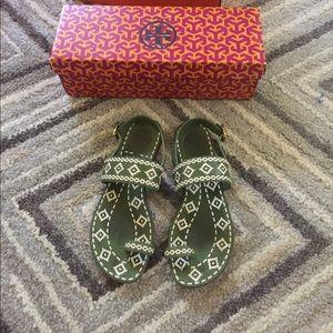 Tory burch reena sandals