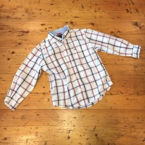 Tommy Hilfiger Other - Tommy Hilfiger Plaid Button Down Oxford