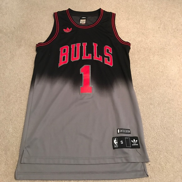 brand new 18007 5ad1b Chicago Bulls Limited Edition Jersey
