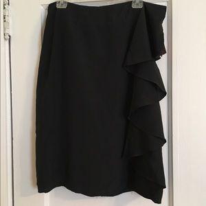 Dresses & Skirts - Black pencil skirt. NWT