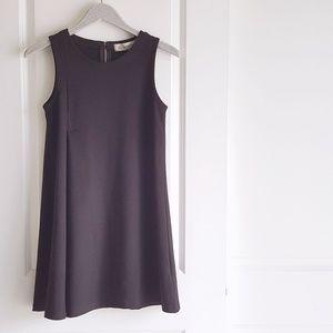 Zara Dresses & Skirts - NWT Zara Knitwear Black A Line Tank Dress
