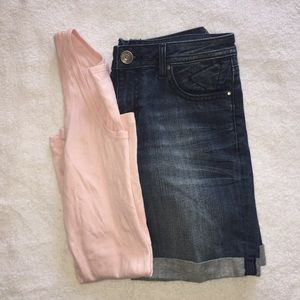 Vigoss Pants - Vigoss Fit/ Bermuda Shorts ❣️