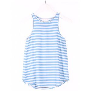 The Lady & The Sailor Striped Tank