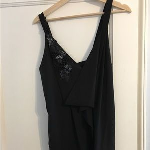 Robert Rodriguez Dresses & Skirts - Robert Rodriguez black strappy cocktail dress.