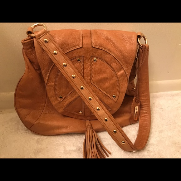 Zina Eva Handbags - Zina Eva Peace Bag