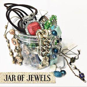 New York & Company Jewelry - Jar of Jewels!