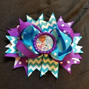 Other - 3 for $10 sale! Doc Mcstuffins Hairbow