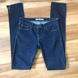 J Brand Denim - J Brand skinny ankle jeans size 26