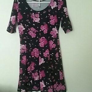 Wildflower medium dress never worn