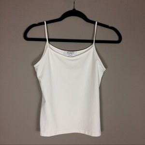 Anne Fontaine Tops - Anne Fontaine white camisole tank