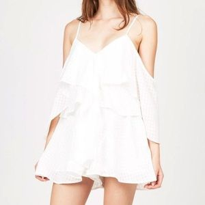 NWOT THE FIFTH LABEL Anytime Anywhere Playsuit S
