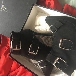 Giuseppe Zanotti Shoes - Giuseppe Zanotti Emy Boots Size 39 Fits US 8