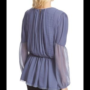 Free People Tops - NWT The Soul Serene Blouse