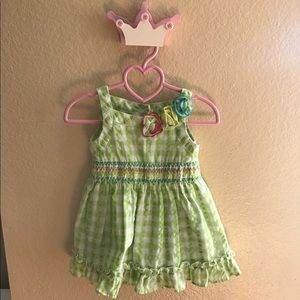 Youngland Other - Youngland gingham dress.