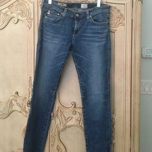 AG The Legging Super Skinny Jean