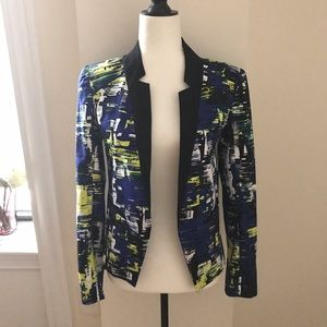 Alice & Trixie Jackets & Blazers - NWT Alice and Trixie Lapis multicolored jacket