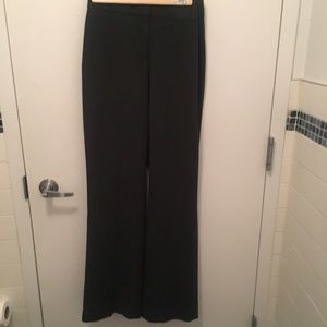 "LOFT - ""Julie"" Boot Cut Dress Pants in Gray (12T)"