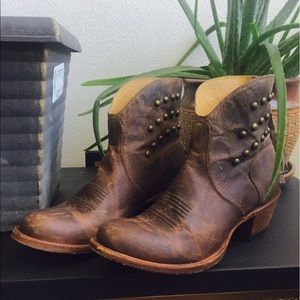 shyanne Shoes - Shyanne leather cowgirl boots