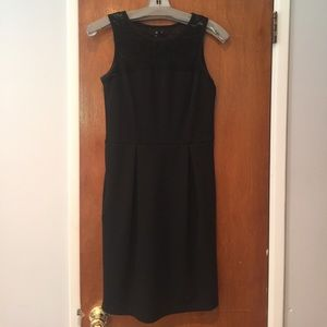Dresses & Skirts - Classic Black Dress with  Lace Top