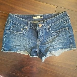 2.1 Denim Pants - 2.1 Jean shorts