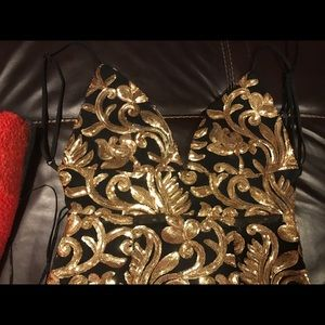 02395545989f6 Dresses   Marielle Black Carnevale Prom Dress   Poshmark