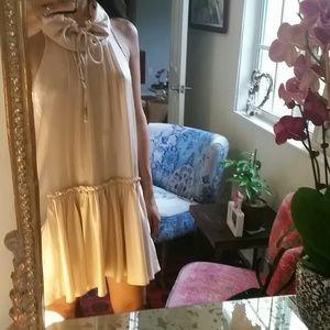 Organza Summer fresh dress