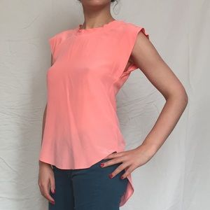 Wilfred Tops - Wilfred silk top
