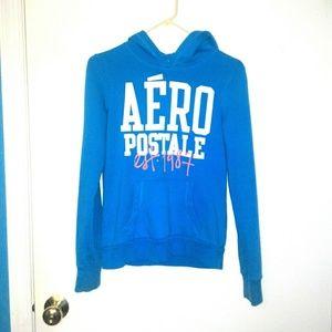 Aeropostale Tops - *WEEKEND SALE* EUC Aeropostale hooded sweatshirt